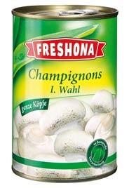Freshona Champignons