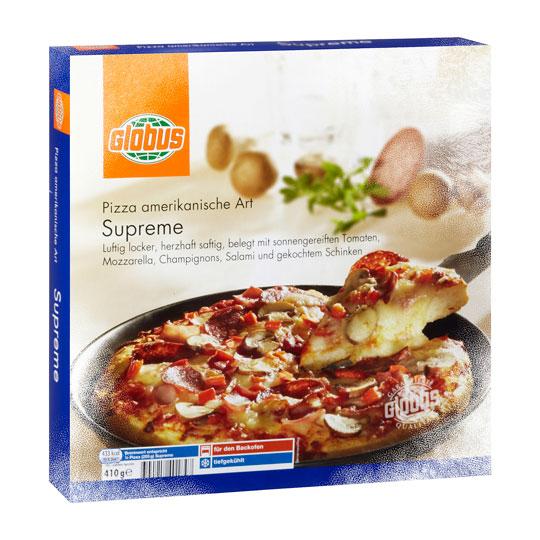 Pizza Amerikan Style