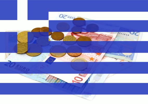 Euros-Griechenland